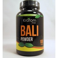 Kratom Kaps - BALI - All Natural Organic Powder (100gr)