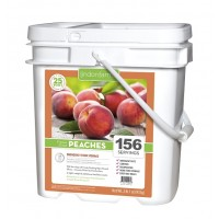Lindon Farms 156 Servings Freeze Dried Peaches