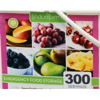 Lindon Farms 300 Tropical Freeze Dried Fruits