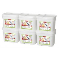 Lindon Farms 2160 Serving Breakfast/Lunch/Dinner Emergency Food Storage