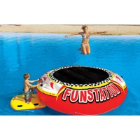 SportsStuff 12ft Funstation Inflatable Trampoline