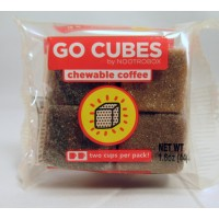 Go Cubes - Chewable Coffee - Focus & Energy (1ea)