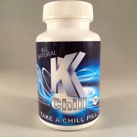 K Chill - Maeng Da Relaxation Pill - Take a Chill Pill (70ct)