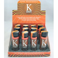 K Shot - Botanical Herbal Extract - 100% Natural Pure Concentrate (12)