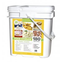 Lindon Farms 180 Serving Breakfast/Lunch/Dinner Emergency Food Storage