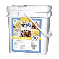 Lindon Farms 90 Serving Breakfast/Lunch/Dinner Emergency Food Storage