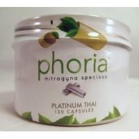 Phoria 100% Natural Premium Thai Capsules (130)