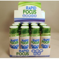 Rapid Focus - Increase Focus - Enhances Mood - Boosts Sociability (12)