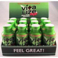 VitalizeMAX - Herbal Relief Supplement - Extra Strength Formula (12)