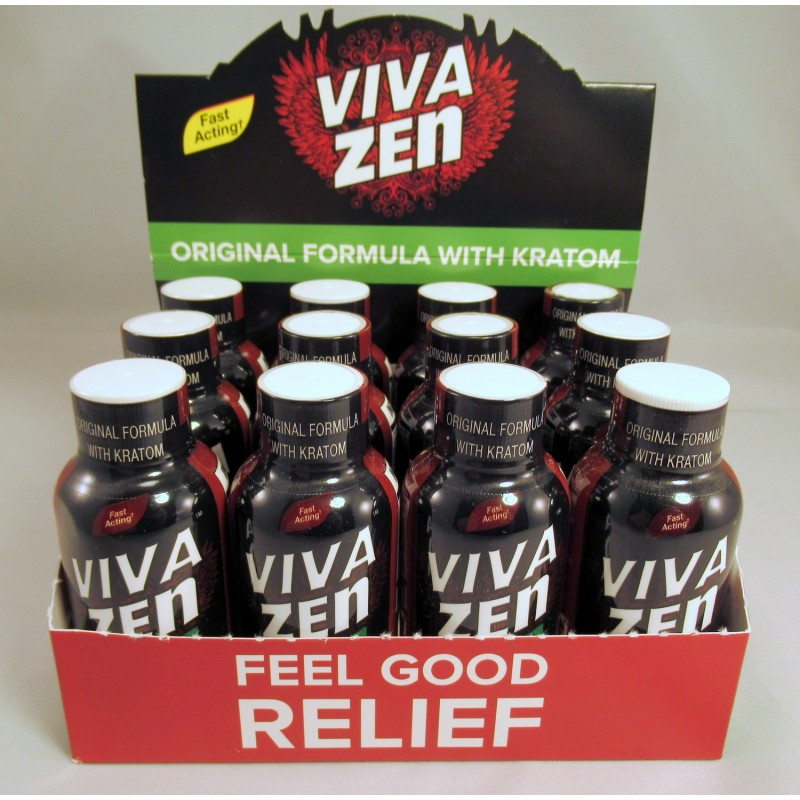 Shots : Vivazen - Natural Pain Relief for Muscle & Body