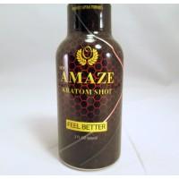 Amaze K Shot - Powerful Natural Formula - Feel Better (2oz)(1) Samples