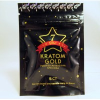 7 Star - Ultimate Gold Herbal Extract Capsules - (5 Pack)