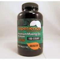Experience Botanicals Fast Acting Premium Maeng Da Capsules (150ct) 100% Organic