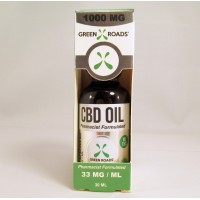 Green Roads CBD Oil – 1000 MG