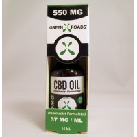 Green Roads CBD Oil – 550 MG