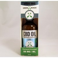 Green Roads CBD Oil – 3500 MG