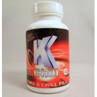 K Chill - Red Hush - Red Vein / Maeng Da Blend - Take a Chill Pill (42ct)