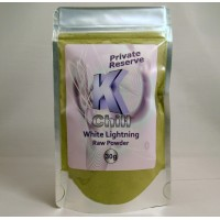 K Chill - White Lightning - White Vein Maeng Da - Powder (30g)