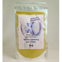 K Chill - White Lightning - White Vein Maeng Da - Powder (60g)