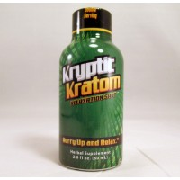 Kryptic Kratom - Relaxation Shot - Double Serving - Hurry Up and Relax (Samples)(1)