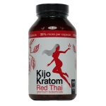 Kijo Red Thai Premium Botanicals Xtra Strength Capsules (300caps/ 202gms)