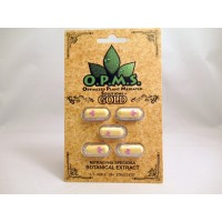 OPMS Gold Botanical Extract Caps - Blister Pack - Simply the Best! (5ct)