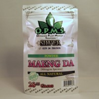OPMS Silver Maeng Da - All Natural POWDER (28.35gr)