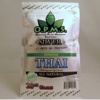 OPMS Silver THAI - All Natural Organic POWDER (28.35gr)