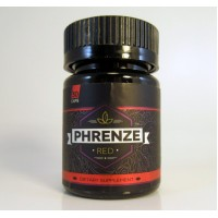 Phrenze Red - Increase Alertness / Focus / Energy  - 30 CT Bottle