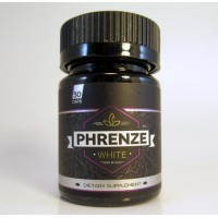 Phrenze White - Increase Alertness / Focus / Relaxation - 30 CT Bottle