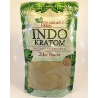 Remarkable Herbs 100% All Natural INDO Powder (20oz)