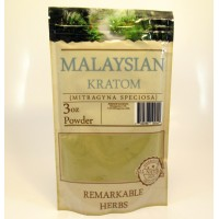Remarkable Herbs 100% All Natural (Malay) Malaysian Powder (3oz)