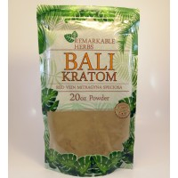 Remarkable Herbs 100% All Natural BALI (Red Vein) Powder (20oz)