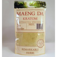 Remarkable Herbs 100% All Natural Maeng Da Powder (3oz)