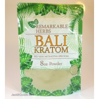 Remarkable Herbs 100% All Natural BALI (Red Vein) Powder (8oz)