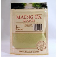 Remarkable Herbs 100% All Natural Maeng Da Powder (1oz)