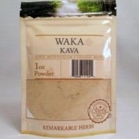 Remarkable Herbs 100% All Natural Waka KAVA Powder (1oz)
