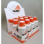 Rhino Rush Energy Drink - Just Peachy Flavor - Stay Alert / Be Productave - (Samples) (1) New!