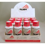 Rhino Rush Energy Drink - Rogue Berry Flavor - Stay Alert / Be Productave (12) NEW!