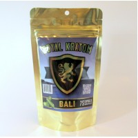 Royal Kratom - Bali XL (75caps/500mg/Cap)
