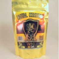 Royal Kratom - Indo XXL Capsules (150caps/ 75gm)