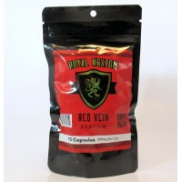 Royal Kratom - Red Vein Capsules (75ea)