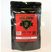 Royal Kratom - Red Vein Powder (150gm)