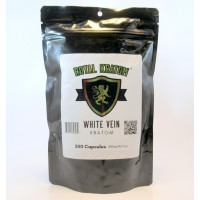Royal Kratom - White Vein Capsules (300ea)