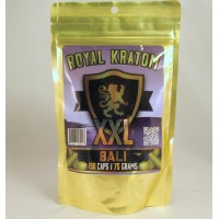 Royal Kratom - Bali XXL Capsules (150caps/ 75gm)