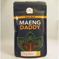 Maeng Daddy - Maeng Da - All Natural Blend - Powder (70g)
