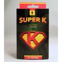 Super K - Maeng Da - All Natural Blend - Capsule Blister Pack (80x500mg)