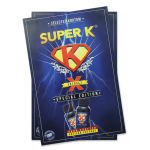 Super K - Extract - Special Edition - Hand Crafted Artisan Extract (1ea) (New)