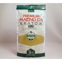 Whole Herbs - Premium Maeng Da Powder - Natural | Non-GMO | Organic (3oz)