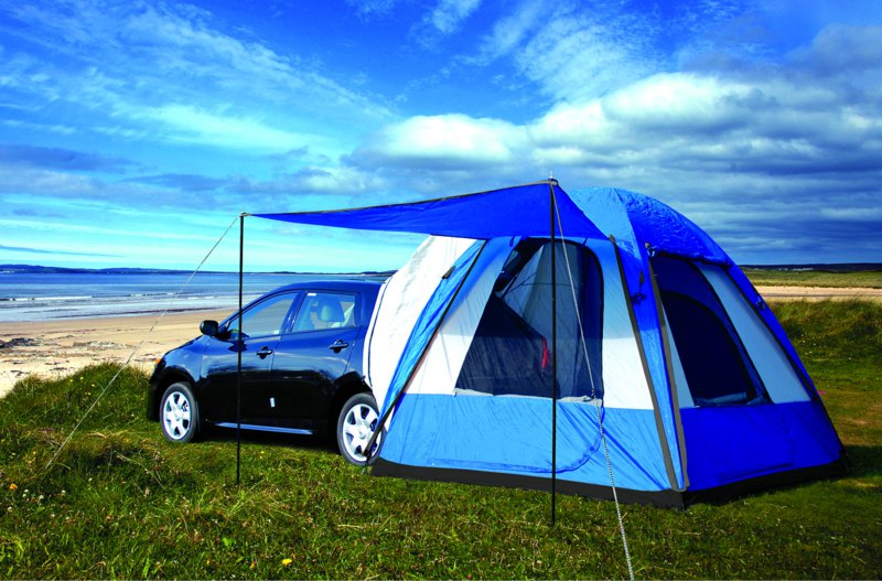Truck & SUV Tents : Sportz Dome to go tent for compact ...